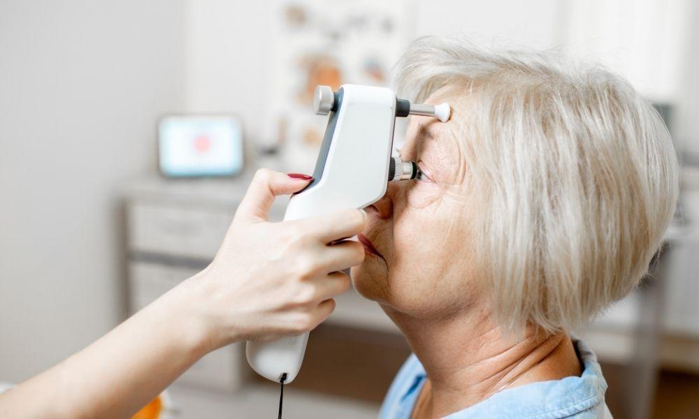 Methods of Measuring Eye Pressure