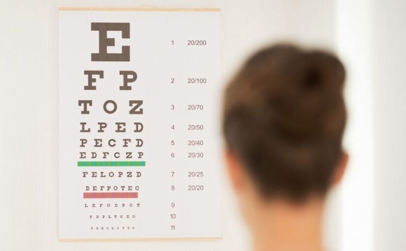 Difference Between Snellen and Sloan Eye Chart